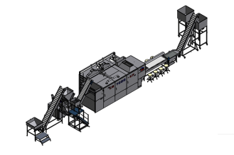 EQUIPMENT FOR PROCESSING NUTS